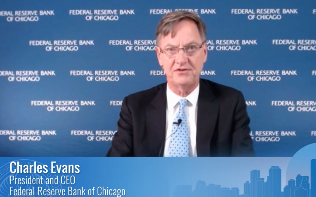 Fed's Evans calls to address racial inequities along with economic recovery