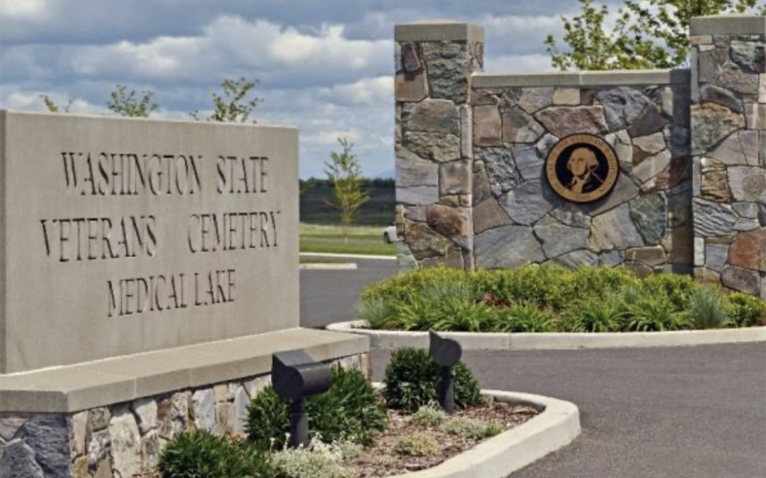 Washington state veterans cemetery to receive $3.5 million for expansion