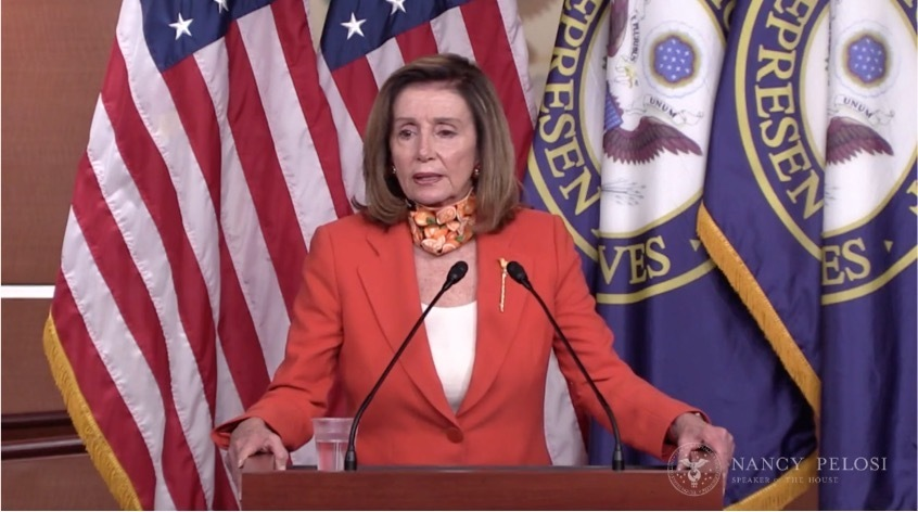 Pelosi ready for battle over Trump's Supreme Court nomination and the future of the Affordable Care Act