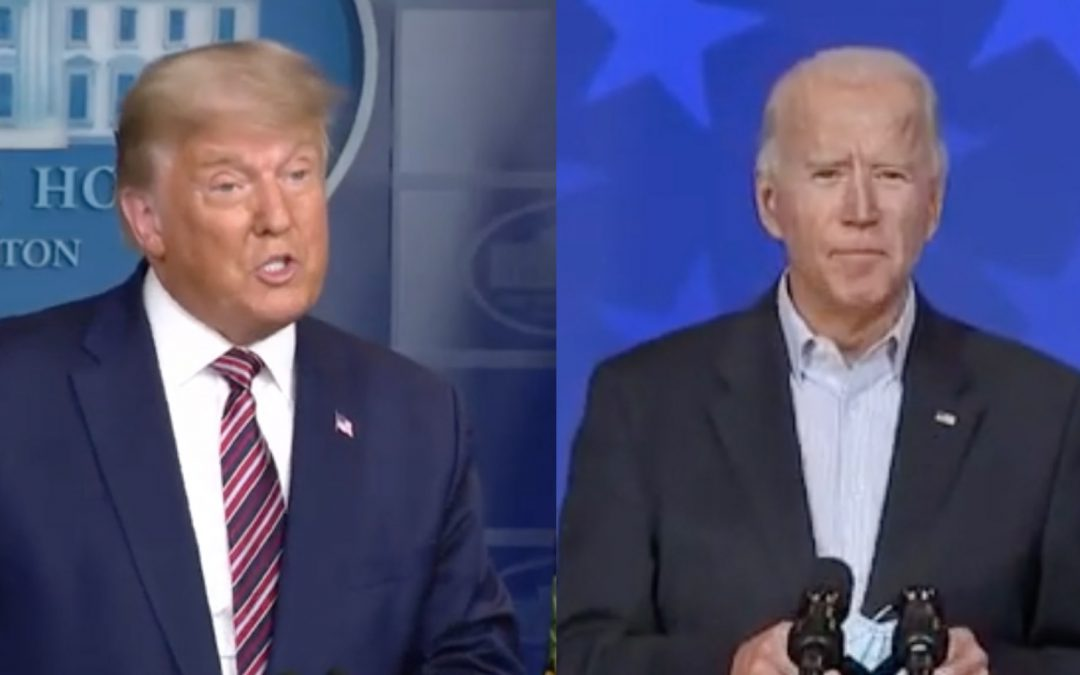 VIDEO: Biden closes in on election victory as Trump vows to fight it