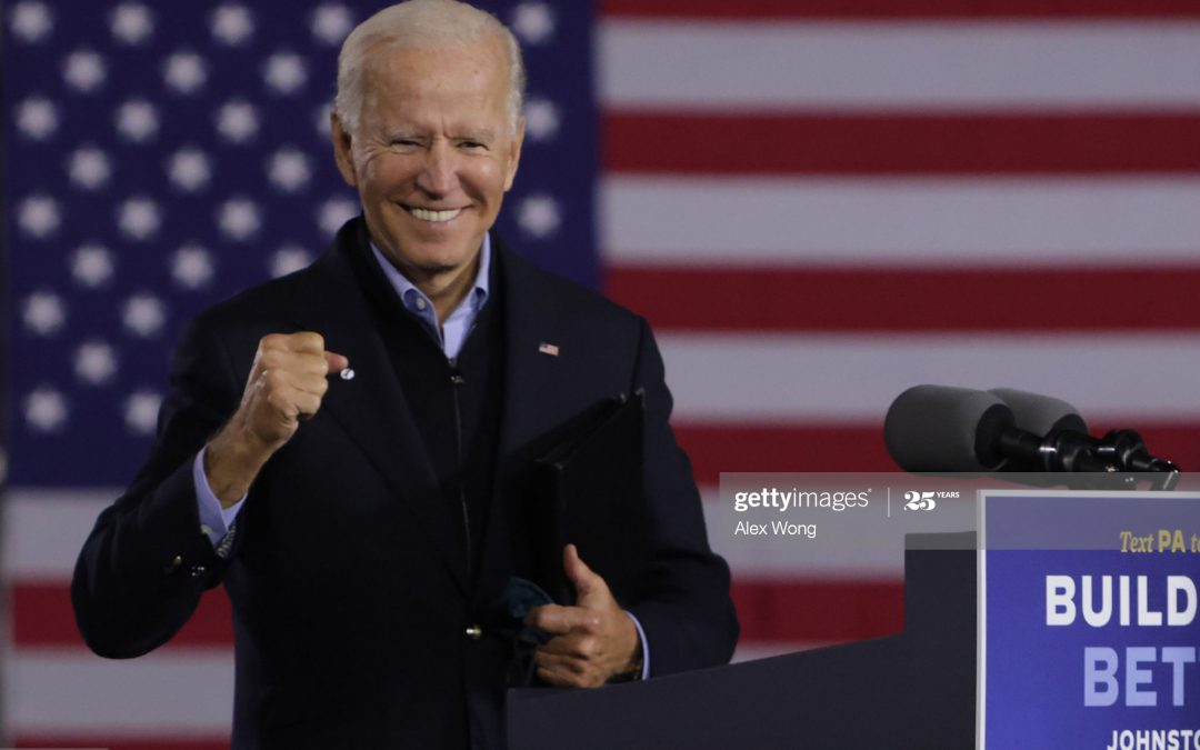 In Victory Speech, Biden Promises Unity and Solutions