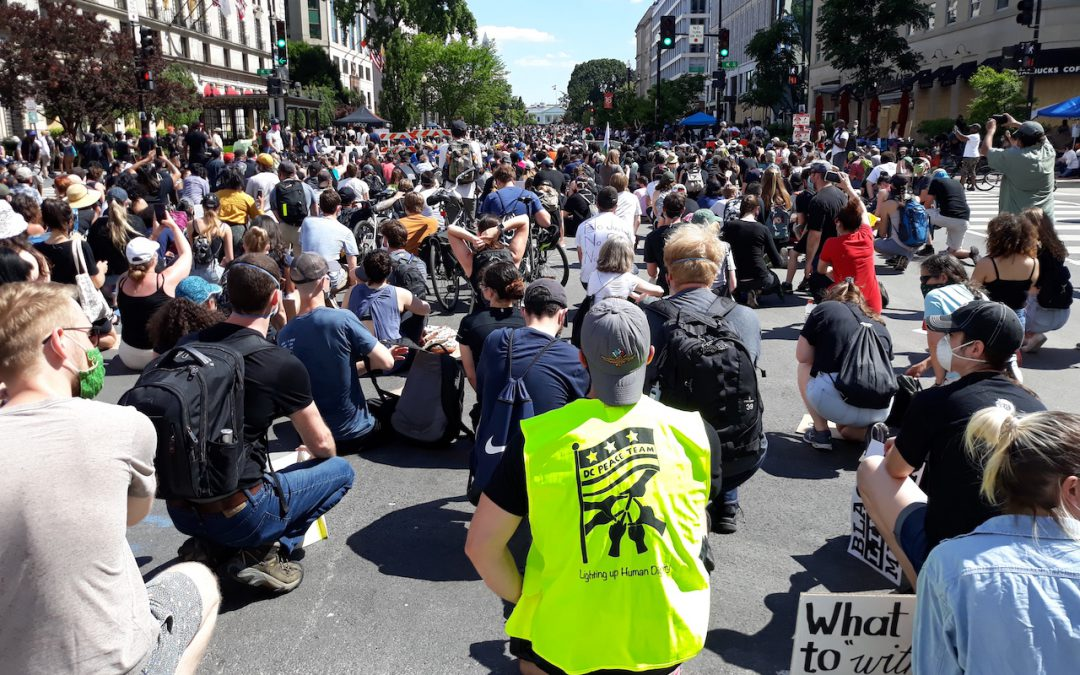 How DC Peace Team plans to de-escalate inauguration violence