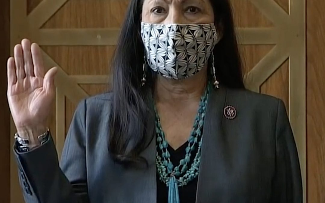 VIDEO: Haaland's historic confirmation could impact Biden's climate change fight