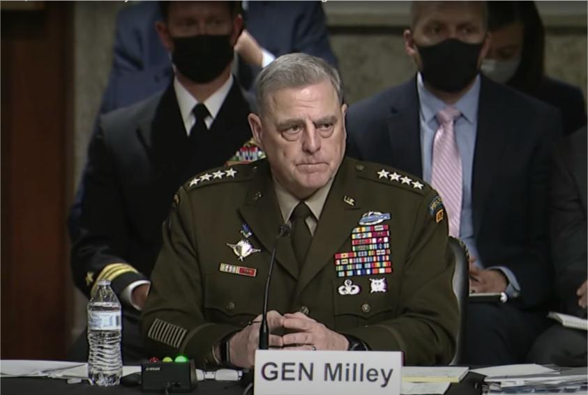 Top defense officials decline to discuss mistaken drone strike