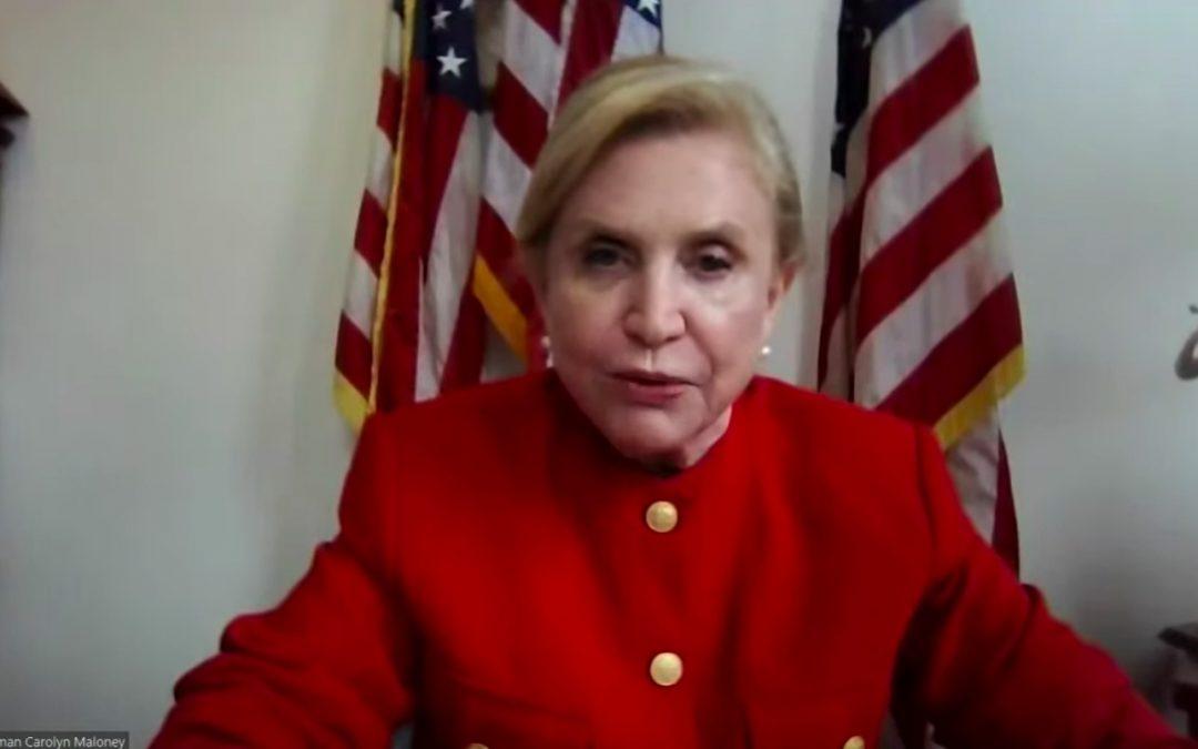Maloney Introduces Climate Preparedness Bill in Wake of Hurricane Ida
