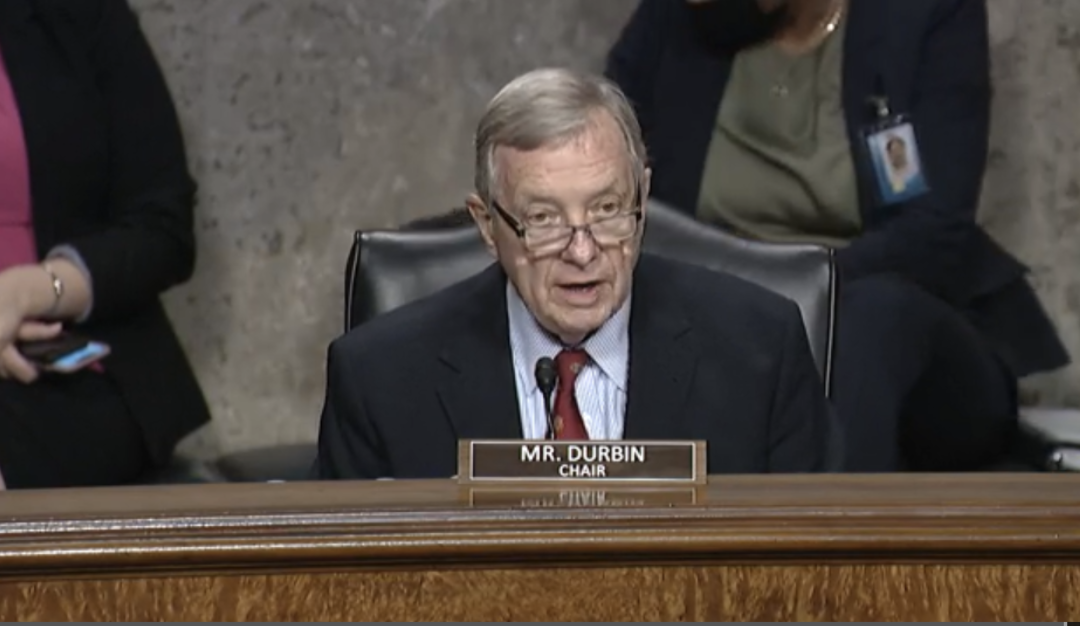 Senate Voting Rights Debate Devolves Into Partisan Accusations